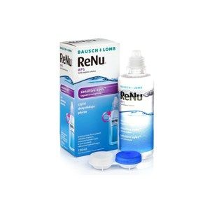 ReNu Mps Sensitive Eyes 120 ml s puzdrom Renu