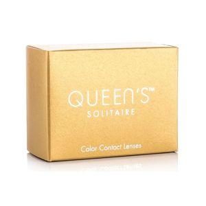 Queen's Solitaire Spheric (2 šošovky) - nedioptrické Ostatné Štvrťročné farebné