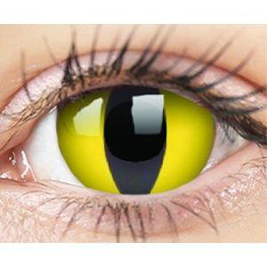 ColourVUE Crazy Lens (2 šošovky) nedioptrické - Cateye ColourVUE Štvrťročné farebné sférické
